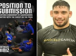 Position To Submission - Matheus Diniz DVD