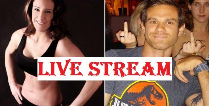 LIVE STREAM - Female MMA Pro vs Internet Troll