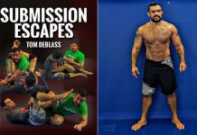 Review: Submission Escapes DVD by Tom DeBlass