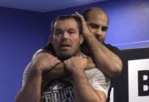 Dean Lister on How to Handle Rear Naked Chokes