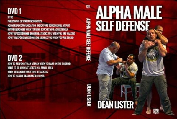Dean Lister Alpha Male Self Defense