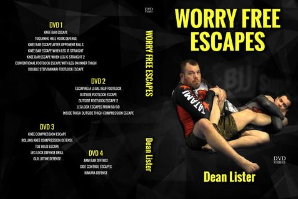 Screenshot 91 - Dean Lister on How to Handle Rear Naked Chokes