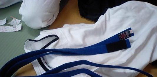 Blue belt, BJJ