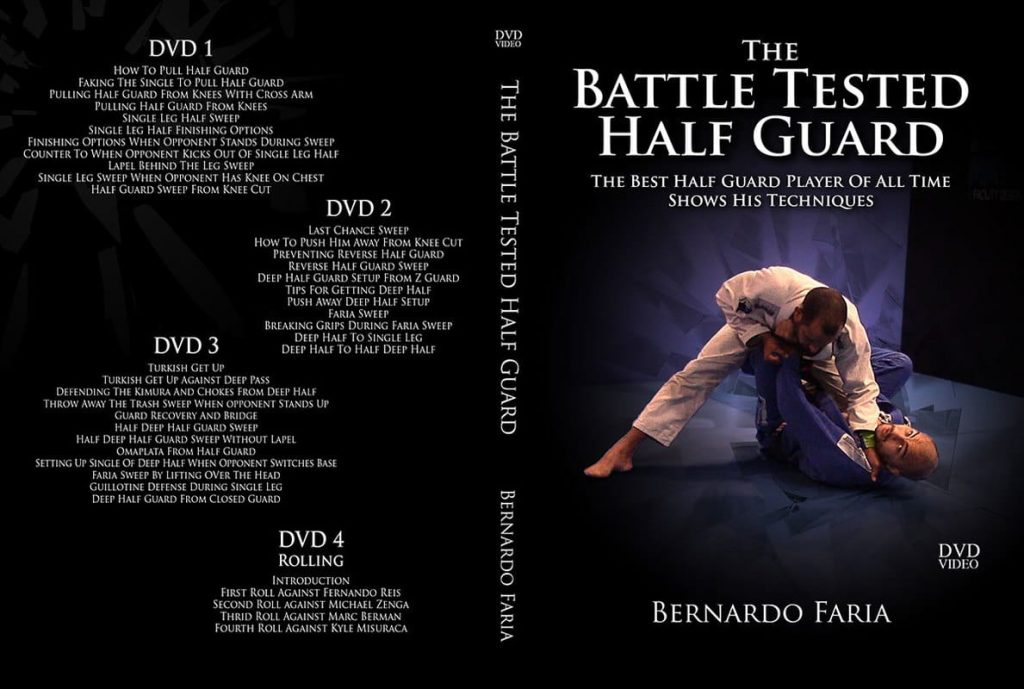 Bernardo Faria DVD