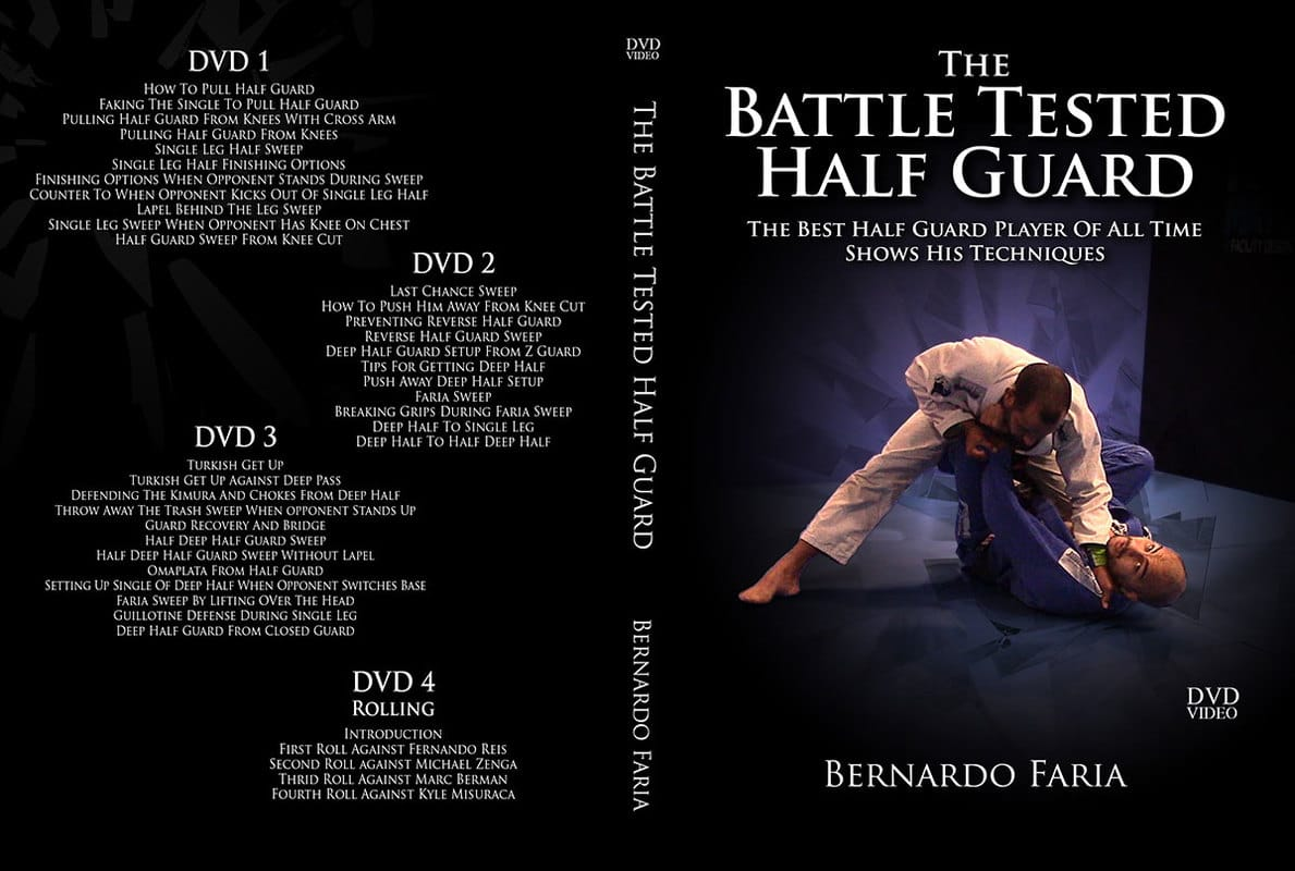 cover - The Dual Nature Of The Jiu-Jitsu Half Guard