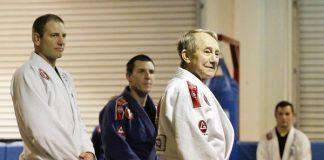 Old Man Jiu Jitsu