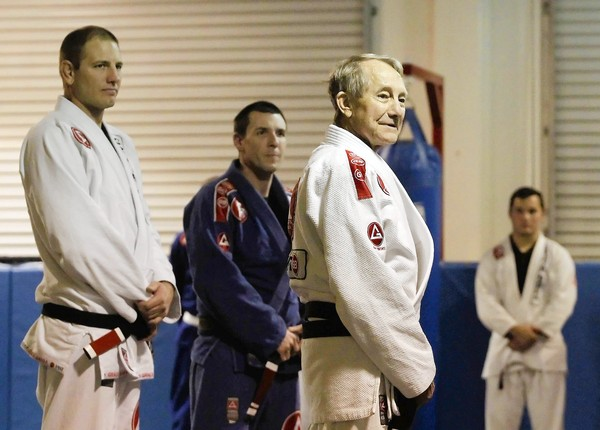 Old Man Jiu-Jitsu - Training Tips For Older Grapplers – BJJ World