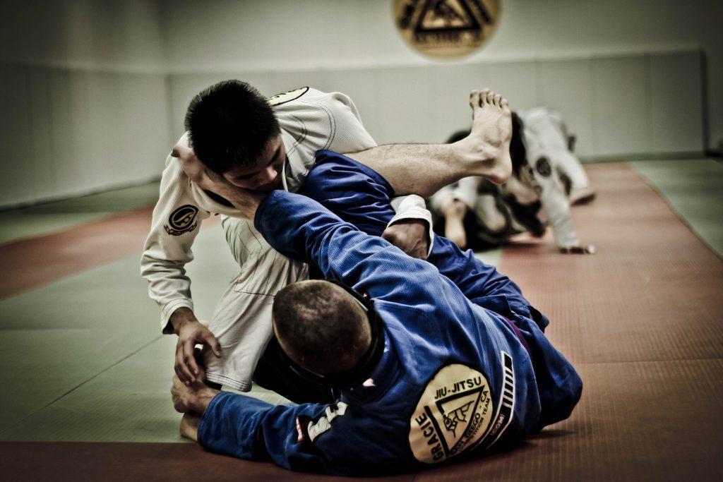 Jiu-Jitsu Techniques Benefits Of Hard Rolls