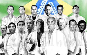 Gracie Family 300x189 - Helio Vs. Carlos Gracie - Gracie Jiu-Jitsu History And Politics
