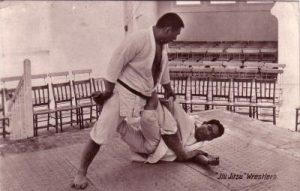 Japan British Exposition 1910 300x191 - The Difference Between Japanese (traditional) Jiu-Jitsu And BJJ