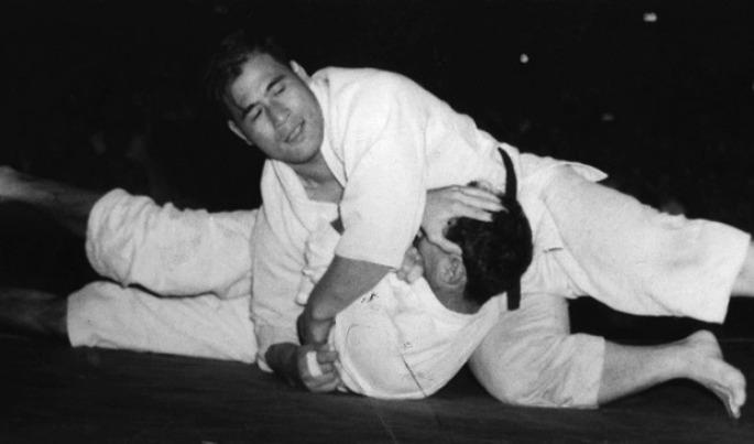 Masahiko kimura.jpg - Kimura Lock Details To Control And Submit Anyone