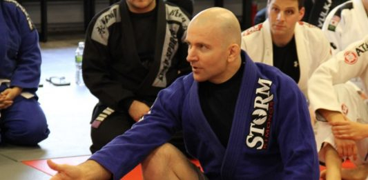 If John Danaher Asks You To Do Something You will do it Correct or He Will Strike You!
