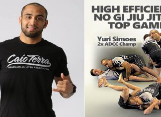 Yuri Simoes DVD High Efficiency no gi Jiu Jitsu: Top Game Review