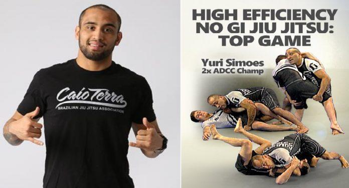Yuri Simoes DVD High Efficiency no gi Jiu Jitsu: Top Game Review