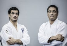 Kron Gracie Roll with Rickson