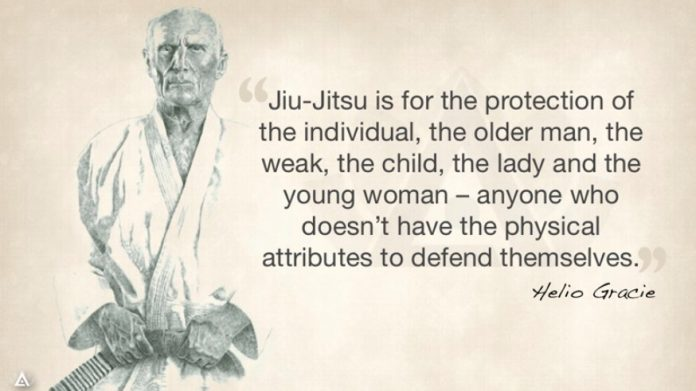 BJJ Self Defense - How To Keep Yourself And Your Loved Ones Safe