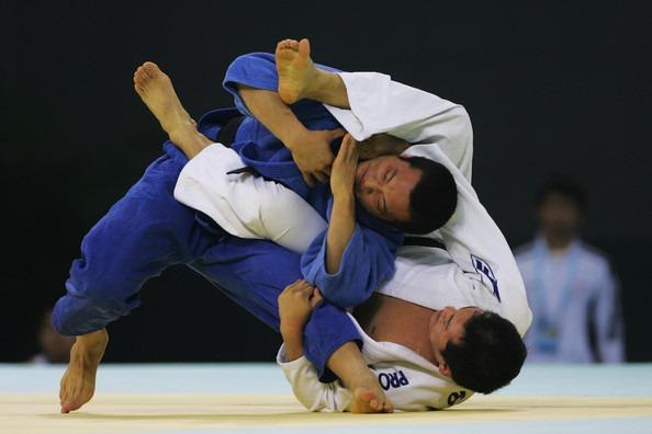 BJJ vs. Judo