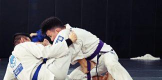 Jiu-Jitsu Techniques - Rolling Tired