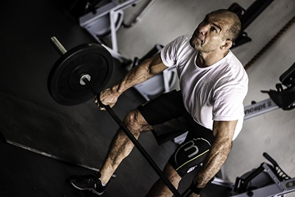 Jiu Jitsu Workout Deadlift