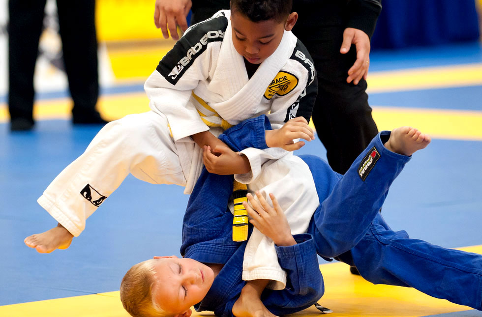 pic home 1a - How BJJ For Kids Can Benefit Children Of All Ages