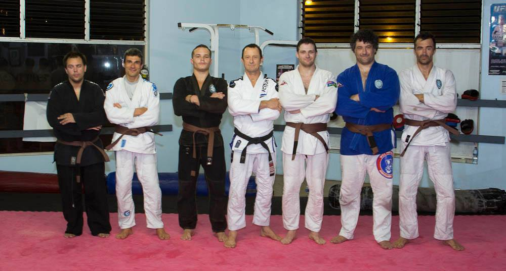 sonnybrown browbeltgrading01 - The Brown Belt in BJJ - Just A Step Away From Mastery