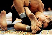 Toe Hold Secret Details