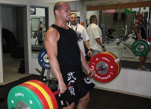 xande ribeiro e rafael alejarra - How To Keep Weight Training For BJJ Simple And Effective