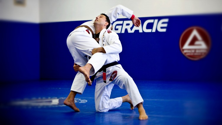 Jiu-Jitsu Concepts Tripod