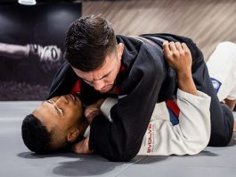 BJJ Submissions