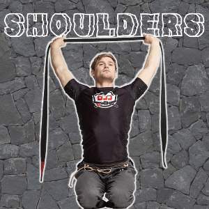 Yoga For BJJ: Sebastian Brosche Yoga For Rocks DVD Shoulders