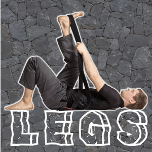 Yoga For BJJ: Sebastian Brosche Yoga For Rocks DVD Legs