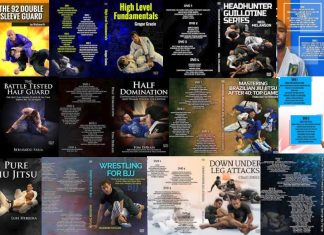 Best BJJ DVD 2018 List