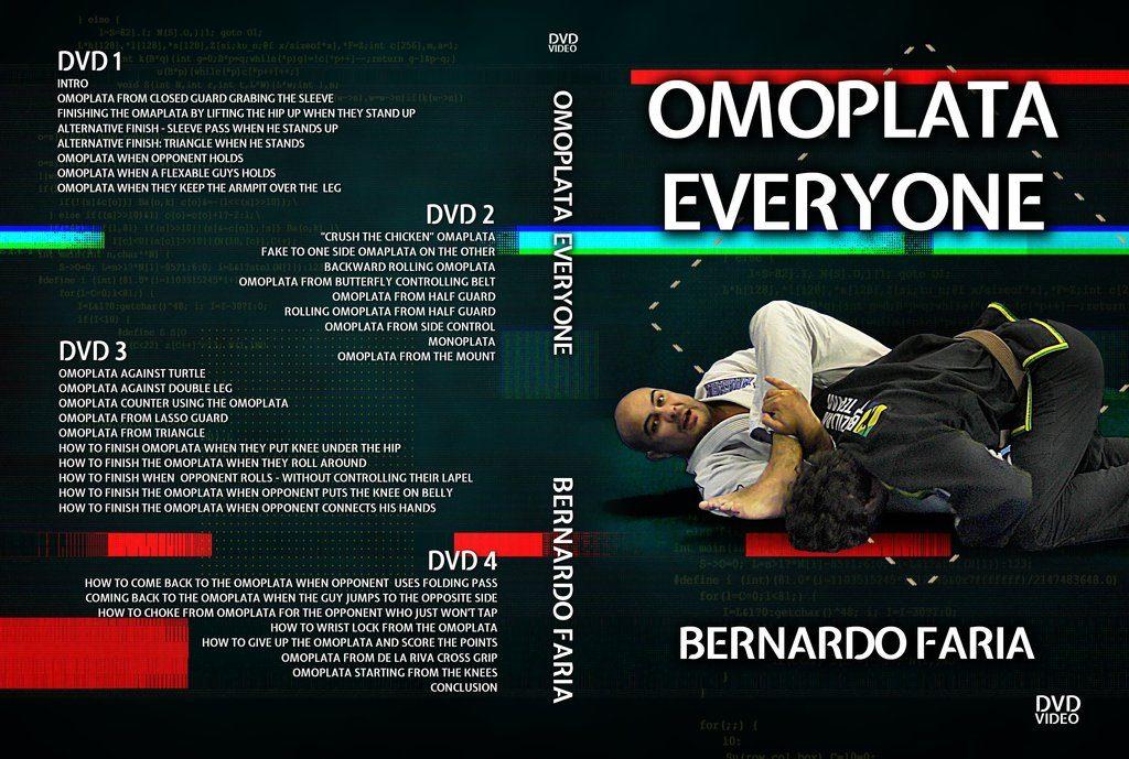 Bernardo Faria DVD Omoplata Everyone