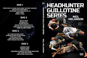 Heeadhunter Guillotine Neil Melanson best BJJ DVD 2018