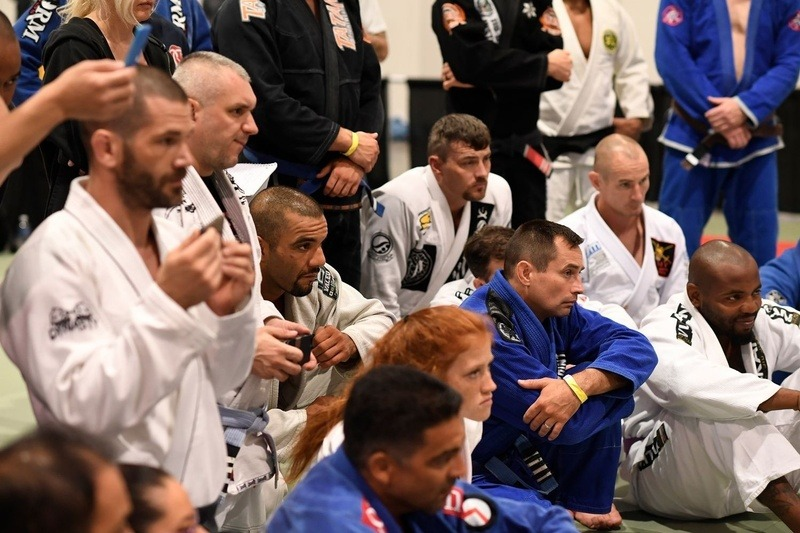 LA51904 - How To Get The Most Out Of BJJ Seminars
