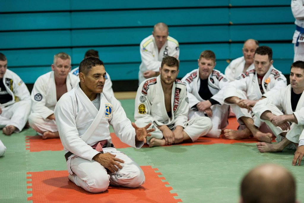 Rickson 2013 052 1024x682 - How To Get The Most Out Of BJJ Seminars
