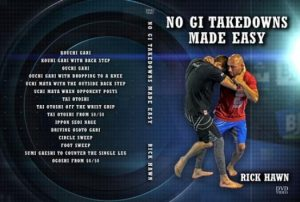 No-Gi Takedowns Made Easy by Rick Hawn