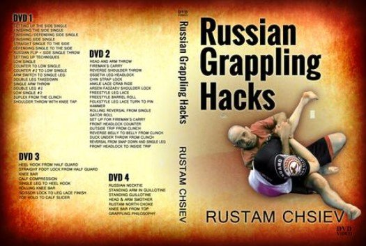 Russian Grappling Hacks by Rustam Chisiev