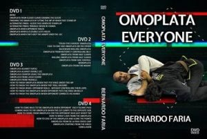 Omoplata Everyone by Bernardo Faria