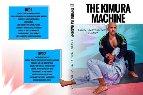 The Kimura Machine by Fabio Holanda
