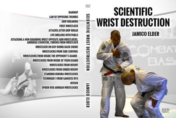 Screenshot 142 - Wrist Locks BJJ - Sneaky Submissions That Nobody Can Defened