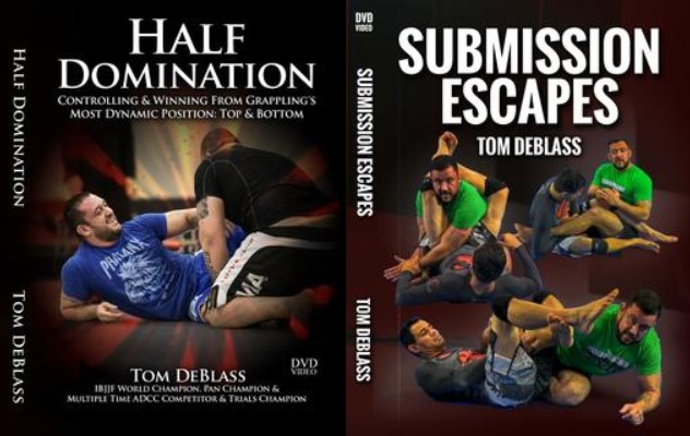 Screenshot 153 - Rear Naked Choke Escape – Frank Mir
