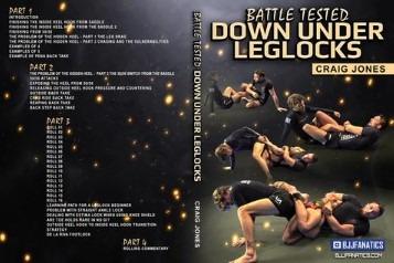 Craig Jones - Battle Tested Down Under Leg Locks