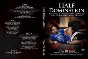 Half Domination by Tom DeBlass