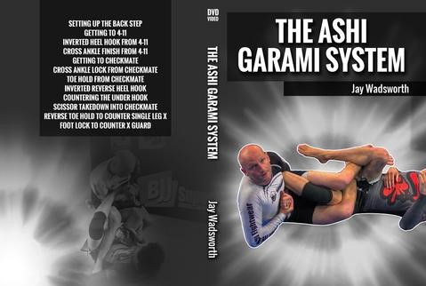 The Ashi Leg Lock System by Jay Wadswort
