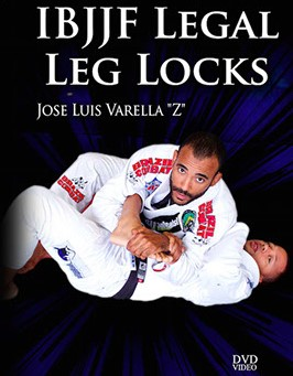 IBJJF Legal Leg Locks by Jose Luis Varella
