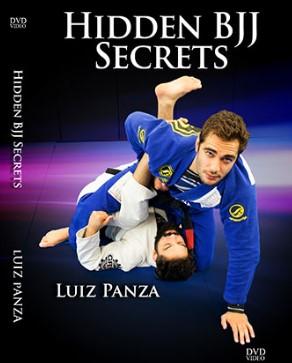 Hiden BJJ Secrets by Luiz Panza
