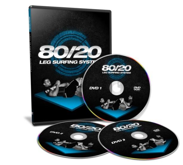 80/20 Leg Surfing System BY Josh Hayden