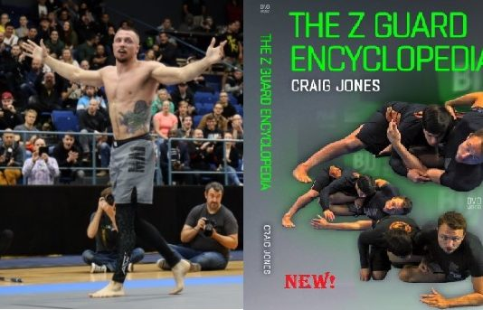 REVIEW: Craig Jones DVD - The Z Guard Encyclopedia