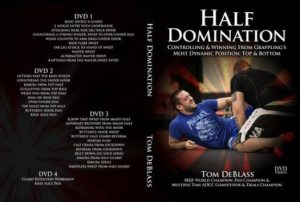 Tom DeBlass - Half Domination